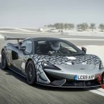 McLaren 620R is here now: Racetrack Brutality for the Roads