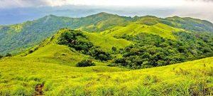 <strong>Kumara Parvatha hill</strong>
