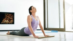 Yoga helps reduce back pain, Yoga helps reduce back pain