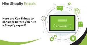 Key Things to consider before you Hire a Shopify Expert!