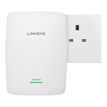 , Linksys RE3000W Extender Setup