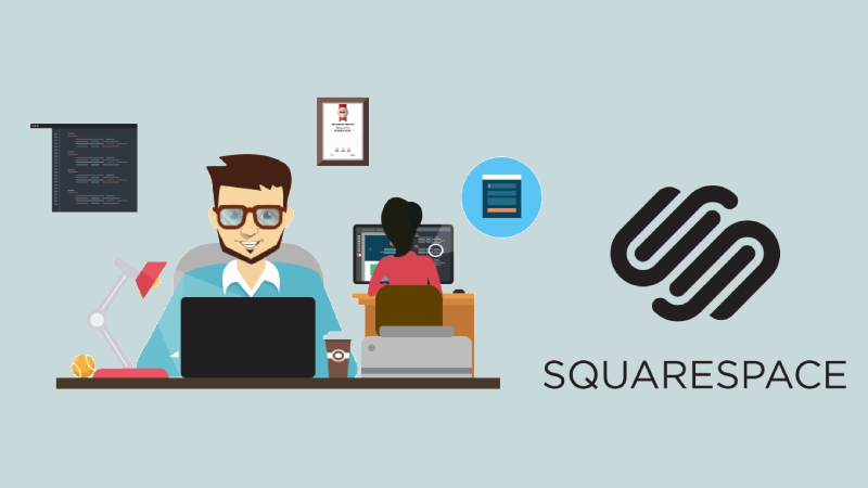 What Exactly Squarespace Web Designer Does?