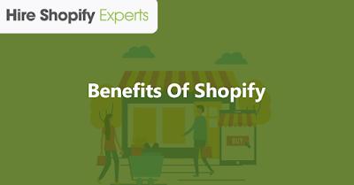 , Benefits Of Shopify For E-Commerce Store Development