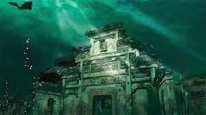 Amazing Underwater Cities