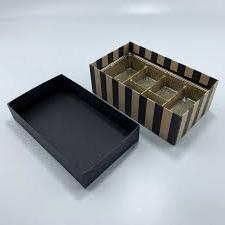 , Custom Chocolate Cardboard Boxes