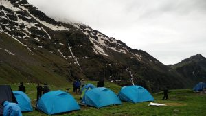 , Hiking at Rupin's Pass from Himalayay!